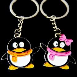"""Poros raktų pakabukai """"Pingvinukai"""""""