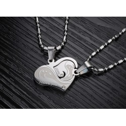 """Porų pakabukai """"Širdis širdyje - 1"""""""