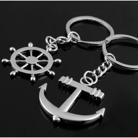 Dviejų jūreiviškų pakabukų rinkinys