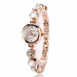 Auksaspalvis moteriškas laikrodis