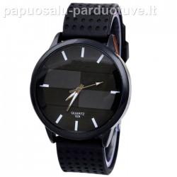 """Vyriškas laikrodis gumine apyranke """"1020"""""""