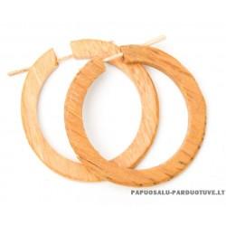 Palmės medžio tailandietiškia auskarai