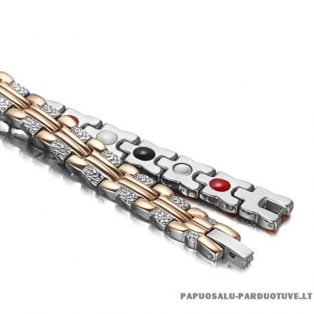 Apyrankės su magnetukais