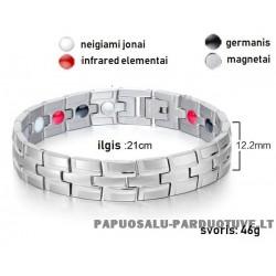 Apyrankes su magnetais